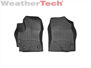 Weathertech Floorliner For Toyota Corolla Auto Trans 2014 2016 1st Row black