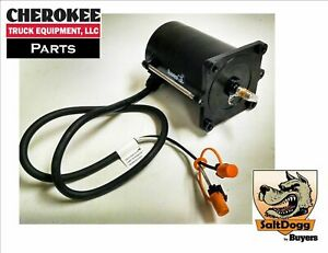 Saltdogg buyers Products 3014441 12v Motor For Tgs Spreaders