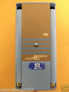 Johnson Controls Temperature Controller Stage Module S350aa 1c