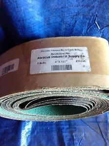 Cloth Sanding Belts 24 Grit