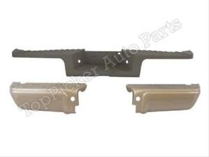 Painted Pueblo Gold G3 M7113a Rear Bumper Ends W O Hole Gold Pad For 08 10 F350