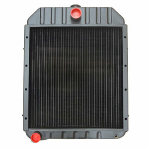 D81055 Tractor Radiator International Case Ih 19 5 W X 19 75 H 1845 1845b