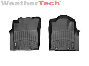 Weathertech Floorliner For Toyota Tacoma Regular Access Cab 2012 2015 Black