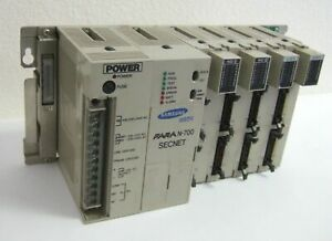 Samsung Fara N 700 Secnet Plc With Relay Dc Input 32 Output 32 Cpu