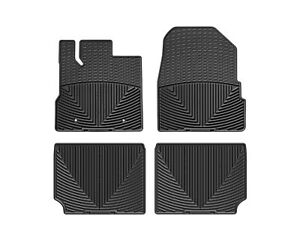 Weathertech All weather Floor Mats Chevrolet Equinox Gmc Terrain 2010 2017 Black