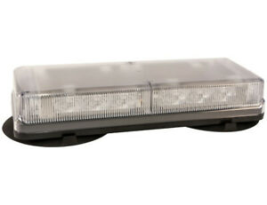 Buyers Products 8891090 Amber Led Mini Light Bar Magnetic Mount