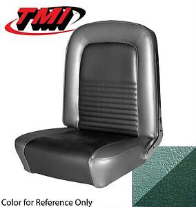1967 Mustang Convertible Front Rear Seat Upholstery Turquoise Tmi Ready To Ship