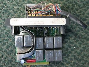 Direct Logic Relay Output F3 08trs 5 Used