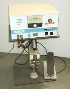 Unitek Resistance Spot Welder 125 Watt Seconds 101 1 163 02