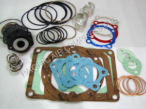 Quincy Model 206 Roc 11 Up Air Compressor Rebuild Tuneup Kit For Single Stage