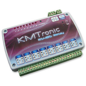 Kmtronic Usb Rs485 8 Channel Relay Board controller