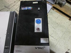 Reliance Electric Vtac V Ac Drive 15hp 208v Used