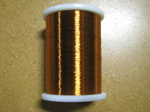 Mws Wire Coated Copper Wire 36awg 1 92 Lbs M1177 15 02c036 Nsn 6145 00 937 8201