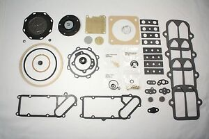 1957 1962 Chevrolet Corvette Improved Fuel Injection Rebuild Kit W viton Items