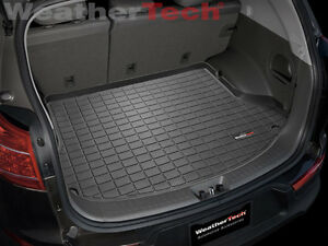 Weathertech Cargo Liner Trunk Mat For Kia Sportage 2011 2016 Black