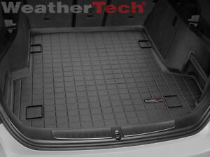Weathertech Cargo Liner For Bmw 3 series Gran Turismo 2014 2018 Black