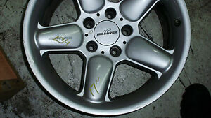 17 Ac Schnitzer Type Ii Rims 2 Only Very Rare One Piece Racing Motorsport