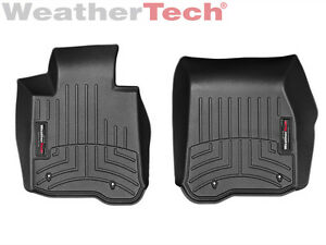 Weathertech Floor Mats Floorliner For Bmw 4 Series Rwd M4 1st Row Black