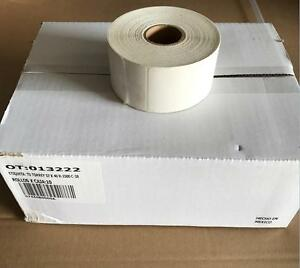 Blank Thermal Label For Torrey Lsq 40l Scale 1 Case 10 Rolls 1500 Label Per Roll