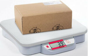 Ohaus Catapult C11p20 Shipping Compact Bench Scale 44 Lbx0 02 Lb Brand New