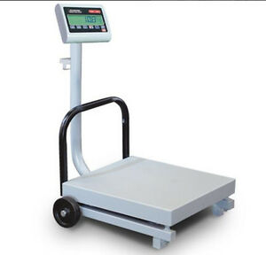 Torrey Fs 500 1000 Bench Shipping Scale 1000x0 2 Lb ntep Legal For Trade 19 x21