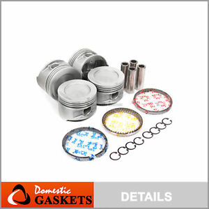 85 95 Toyota 4runner Celica Pickup 2 4l Sohc Piston Set And Rings 22r 22re 22rec