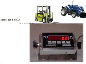 Front End Loader Hydraulic Scale System Lifting Weighing Tractor Bucket new