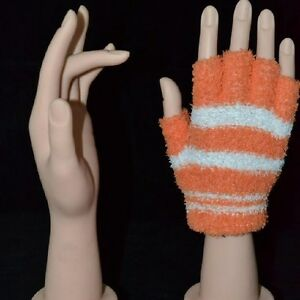 2 Pair Left Right Lifesize Dummy Arbitrarily Bent soft pose Mannequin Hand
