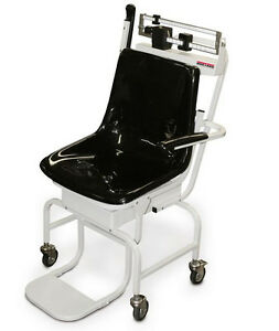 Rice Lake Rl mcs Mechanical Chair Scale 440 Lbx4 Oz 0 25lb new 2 Year Warranty