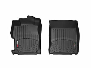 Weathertech Floorliner For Honda Civic Coupe 2012 2013 1st Row Black