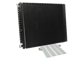 Ac Condenser Universal 21 X 11 Parallel High Flow With Brackets