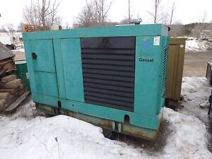 80kw Onan Diesel Generator Buyer Arranges Shipping