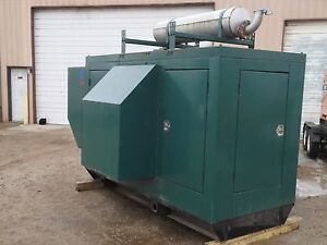 125kw Onan Diesel Generator Buyer Arranges Shipping