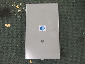 Ite Motor Control Enclosure E1 for Size 3 Units Nema 1 Enclosure New Surplus