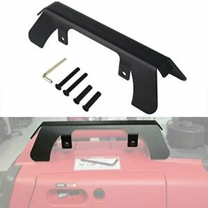 Honda Theft Deterrent Bracket For Eu2000i Or Eu2i Generator 63230 z07 010ah