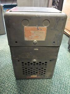 Sola Constant Voltage Transformer 23 26 150 500va Used