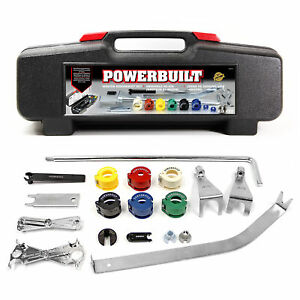 Powerbuilt Master Disconnect Kit For Ford Gm And Chrysler Vehicles 648727