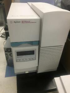 Agilent 5973n Diffusion Pump Inert Msd With Ion Gauge