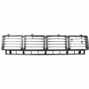 New Grille For Toyota Pickup Truck 1980 1981 To1200143 5310092301