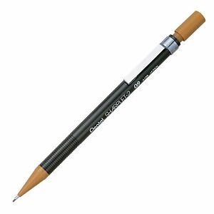 A129e Pentel Sharplet Automatic Mechanical Pencil 0 9mm Lead Brown Pack Of 1