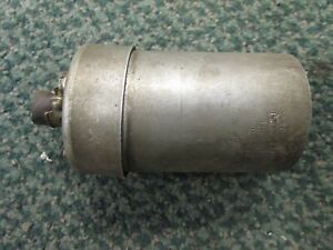 Hubbell Hubbellock Receptacle 30a 600v Grounded Used