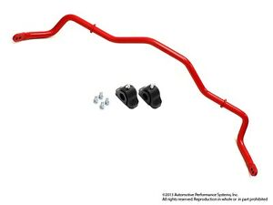 Neuspeed Neu f 25mm Front Anti roll Sway Bar W bushings Fiat 500