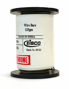 Nichrome Resistance Wire 525ft Reel 28 Gauge Swg 29 30 Awg 0 0148 Dia