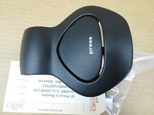 2001 Porsche Boxster 986 Top Latch Front Roof Black Pull Handle 61 461