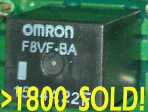 New Ford Fuel Pump Relay R303 12v Replaces Omron Relay F8vf Ba