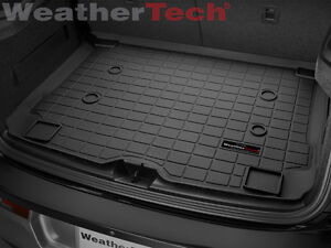 Weathertech Cargo Liner Trunk Mat For Bmw I3 2014 2017 Black