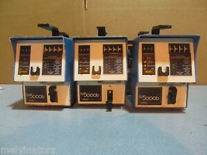 Lot Of 2 Valley Lab Iv 5000b 5000 B Infusion Pump