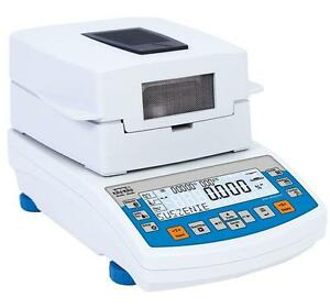 Radwag Pmr 210 nh Moisture Analyzer Balance 210x0 001g made In Europe brand New