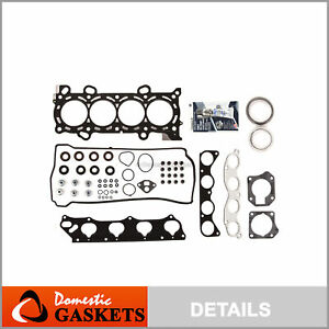 Fits 04 11 Honda Acura Element Accord Tsx Crv Dohc Head Gasket Set K24a8 K24a2
