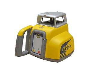 Spectra Precision Laser Ll300 Automatic Self leveling Level W cr700 Receiver